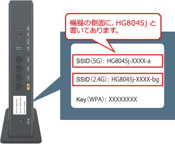 hg8045j